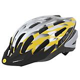 Tour De France Silver/Yellow In-Mold Helmet