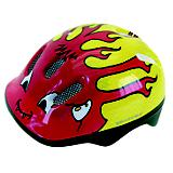 Ventura Little Devil Childrens Helmet Red/Yellow