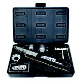 Super B Home Mechanic Set Black Universal Fit