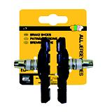 Tour De France Brake Shoes Black
