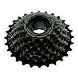Ventura 14-28 Teeth Black/Brown Freewheel