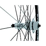 M Wave Single Speed Cog Set Chrome Universal Fit