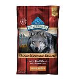 Blue Rocky Mountain Large Breed Red Meat Dog Food