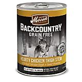 Merrick Backcountry Chicken Thigh Can Dog Food