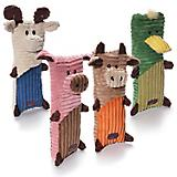 Charming Pet Squareheads Dog Toy