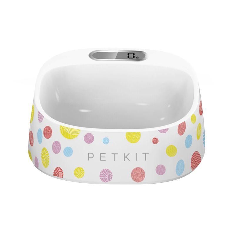 PETKIT FRESH Digital Pet Bowl Rainbow Dotted (PET LIFE LLC SAB1RB 858342068062 Technology All Technology) photo