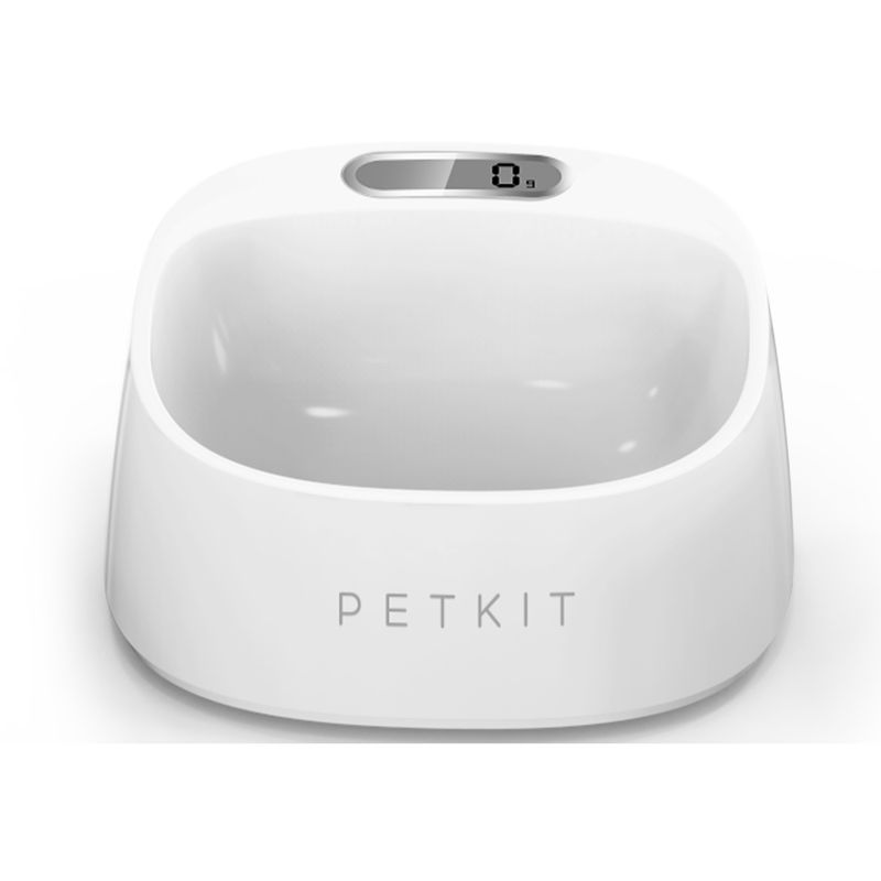 PETKIT FRESH Digital Pet Bowl White (PET LIFE LLC SAB1WH 858342068093 Technology All Technology) photo