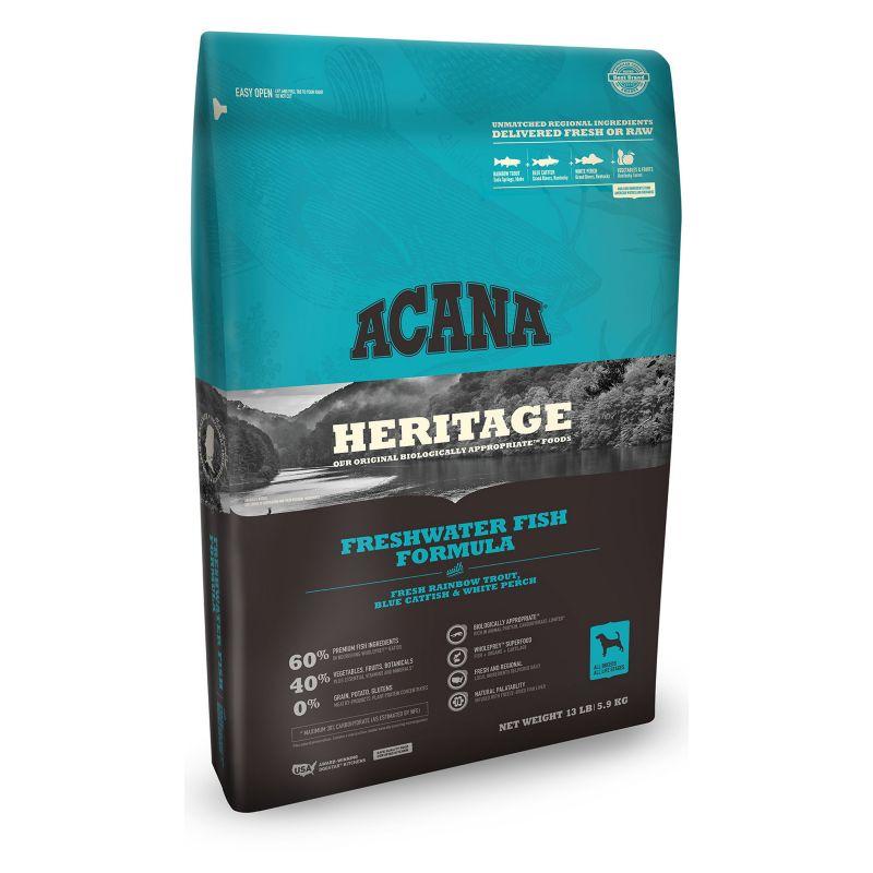 Fish food usa for Acana freshwater fish