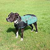 Kensington Plaid Dog Coat