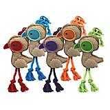Multipet Twill Birds Dog Toy