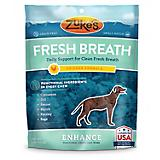 Zukes Enhance Fresh Breath Dog Treat