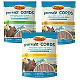 Zukes PureNZ Cords Beef Dog Treat