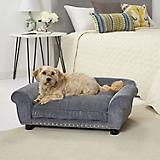 Enchanted Home Pet Dreamcatcher Grey Sofa Dog Bed