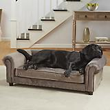 Enchanted Home Pet Manchester Grey Sofa Dog Bed
