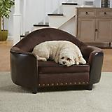 Enchanted Home Pet Caldwell Brown Storage Dog Bed