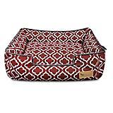 PLAY Moroccan Marsala Lounge Dog Bed