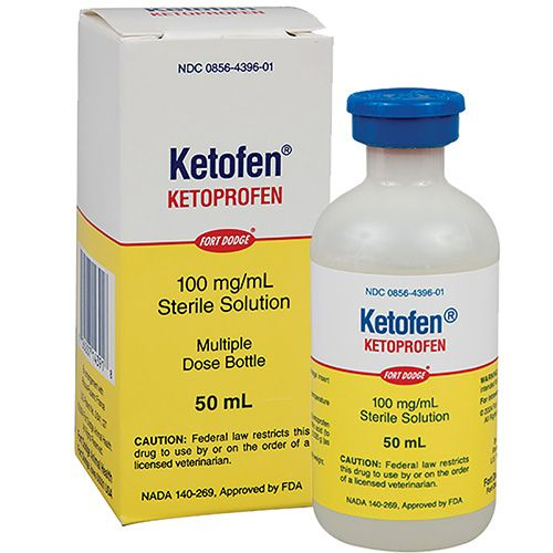 Ketofen Injectable 100mg x 50ml