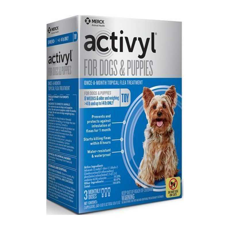 Image of Activyl for Dogs 3 Month Supply 15-22lbs