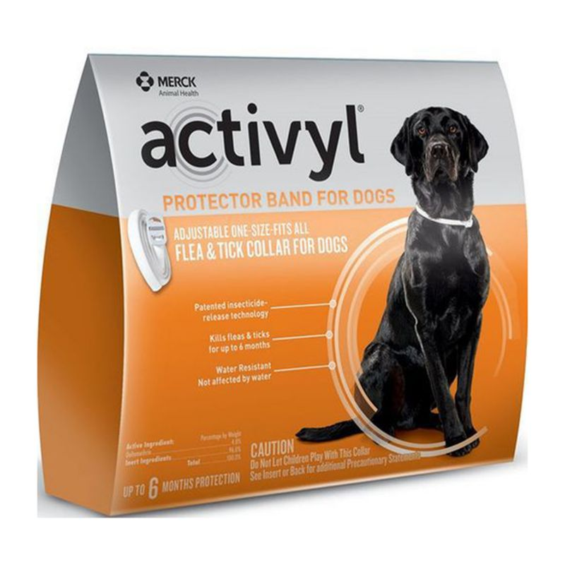 Image of Activyl Protector Band for Dogs