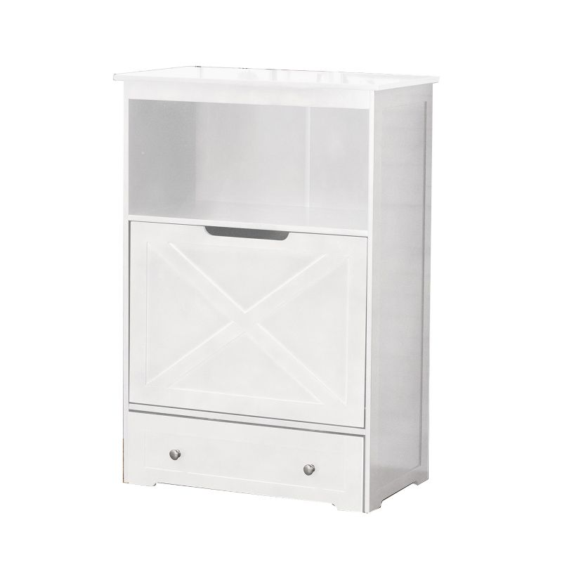 Merry Products Windsor Pet Feeder White