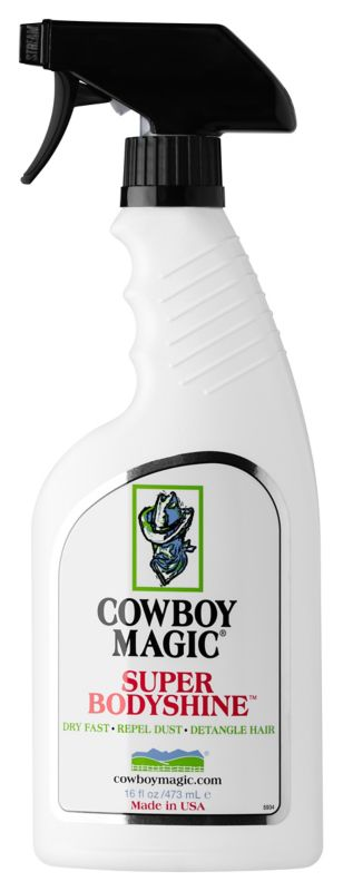 Cowboy Magic Super Bodyshine 16 oz