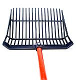 Manure and Bedding Fork with Handle