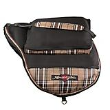 Kensington Signature English Saddle Bag