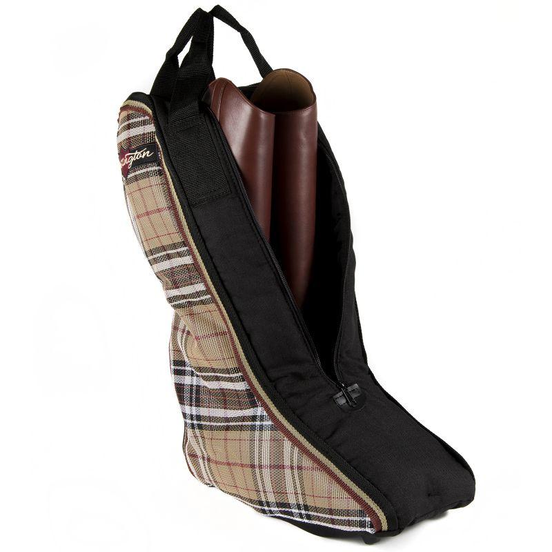 Kensington Boot Bag Mint Ice