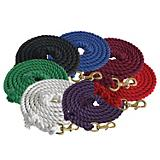 Basic Cotton Lead Rope w/Bolt Snap