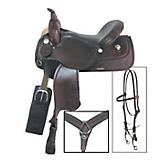 American Saddlery Trails Edge Saddle Package