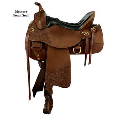 Sure Trail Saddle Wide 16in