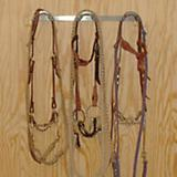 Equi Racks Wall Mount Headstall Rack