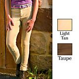 TuffRider Childs Ribb Low Rise Breeches