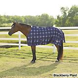 Saxon 1200D Turnout Blanket 250g 75 Blackbry