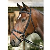 Henri De Rivel Dressage Bridle w/Crank