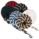 Basic Cotton Multi-Color Lead Rope