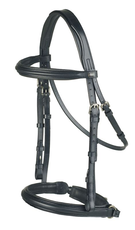 Anky Snaffle Bridle Horse