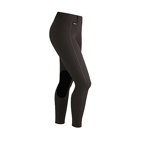 Irideon Plus Size Issential Tights 2X Espresso