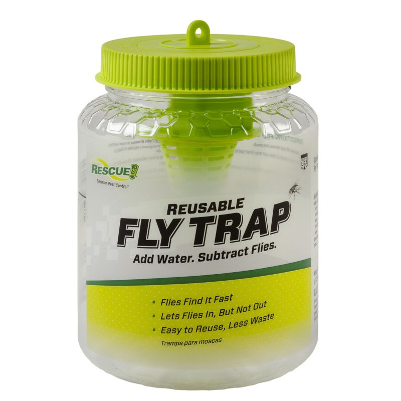 Rescue Fly Trap Trap