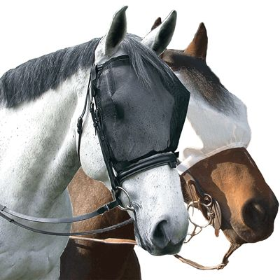 Cavallo Ride Free Mask Pony White Best Price