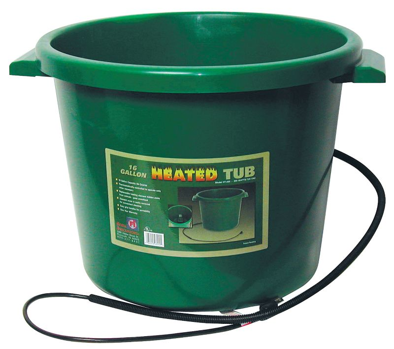 Farm Innovators 16-Gallon Heated Tub Best Price