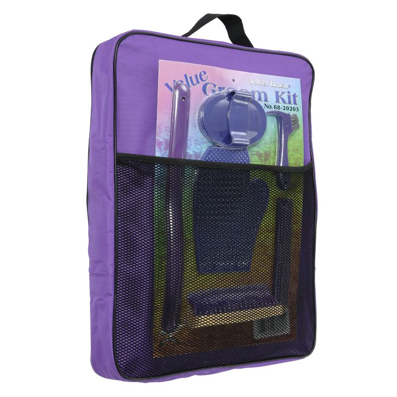 Grooming Kit Purple