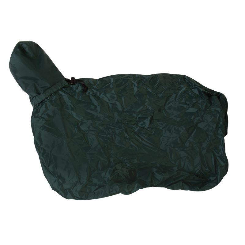 210 Denier Saddle Cover Green Best Price