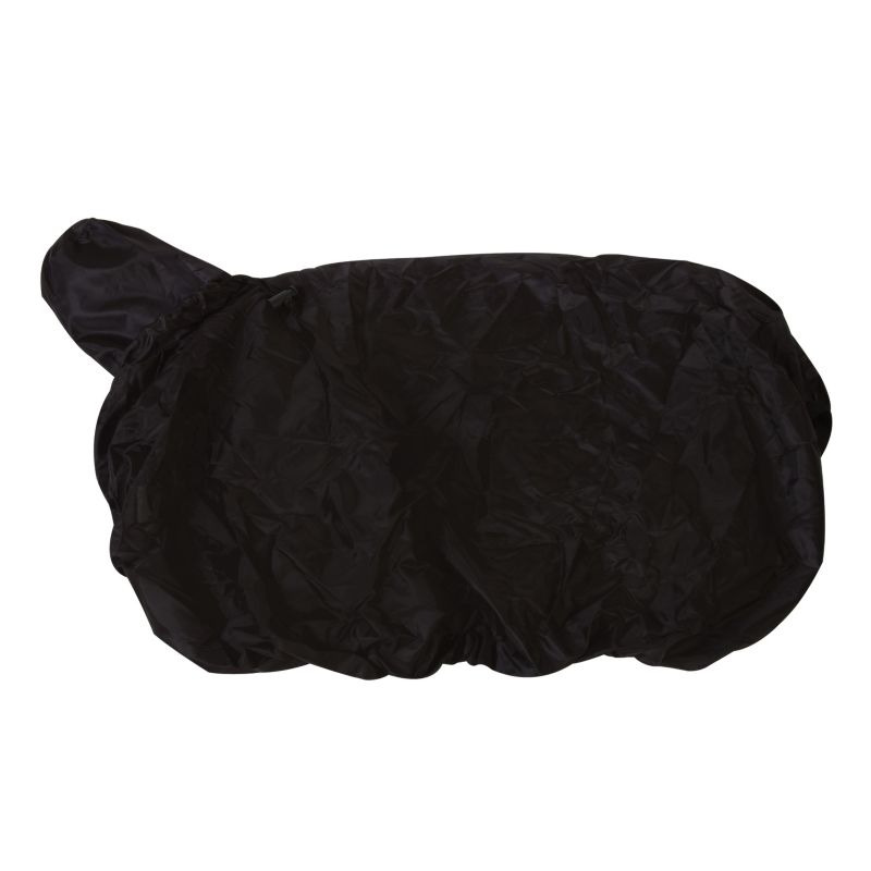 210 Denier Saddle Cover Brown Best Price