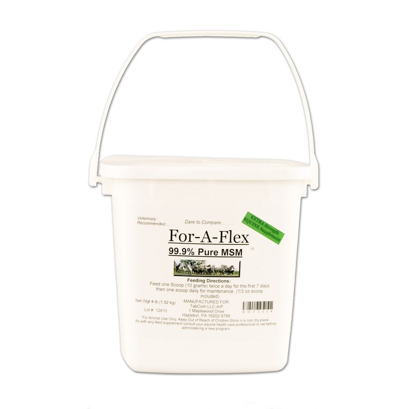 For-A-Flex MSM 10 lb Best Price
