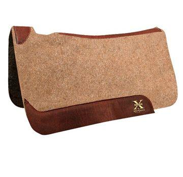 Reinsman X-Series Vented Wool Western Roper Pad
