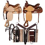 King Charleston Trail Saddle Package