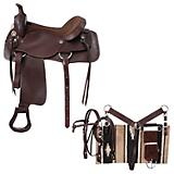 King Mercer Western Trail Saddle Package