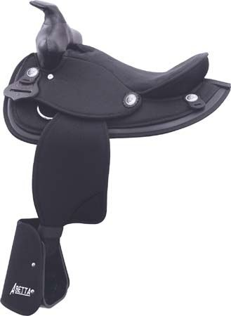 Abetta Cordura Pony Saddle