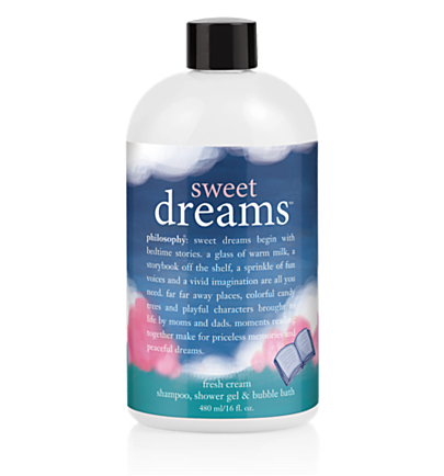 sweet dreams shower gel – First Book Blog :  bath and body